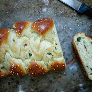 Challah with a Chinese Twist.