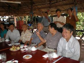 Photo: Thầy Tâm (An Mỹ), thầy Khởi