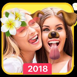 Face Filter, Sticker, Selfie Editor - Sweet Camera