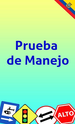Prueba de Manejo - ANT
