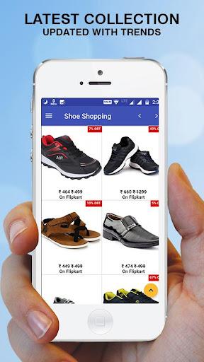 Men Shoes Online Shopping India 1.1.7 screenshots 5