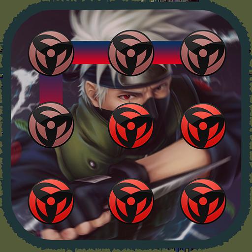 Kakashi Lock Screen Pattern