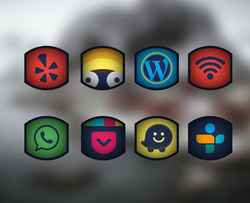 Download Emfo - Icon Pack MOD APK 1