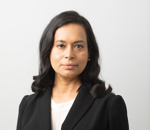 Runa Alam, co-founder and Chief Executive of DPI .