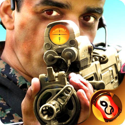 Commando Action 3D 動作 App LOGO-APP試玩