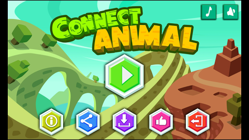Onet Connect Animal Face