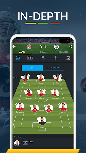 365Scores - Live Scores & Soccer News 10.8.2 Screenshots 3