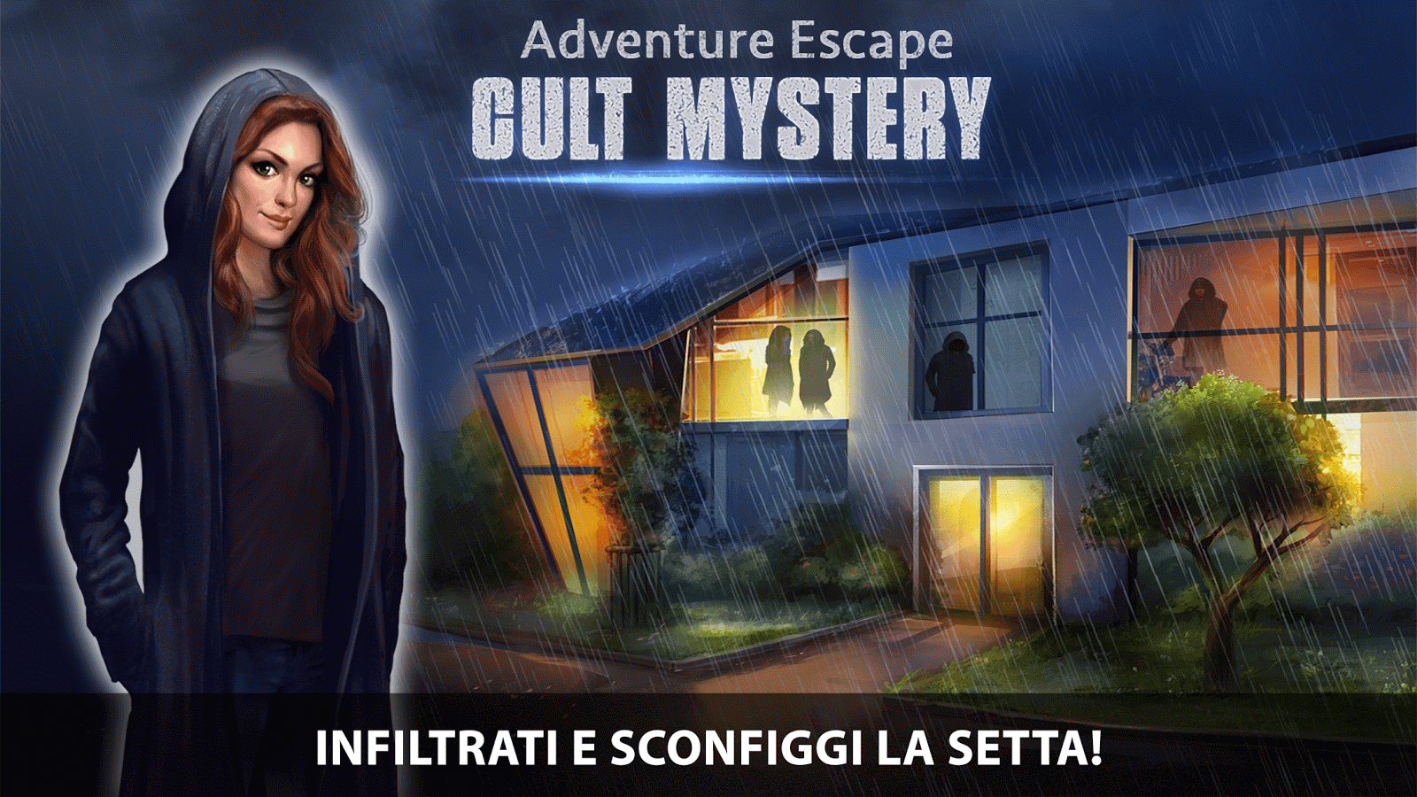 Adventure Escape: Cult Mystery- screenshot