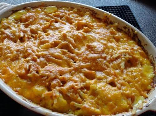 """Crispy Mac & Cheese""""Just downright good stuff. Down south we would say;..."""