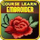 Course: Learn Embroider, Embroidery Lessons (app)