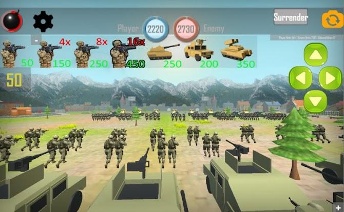 World War III: European Wars Android 16