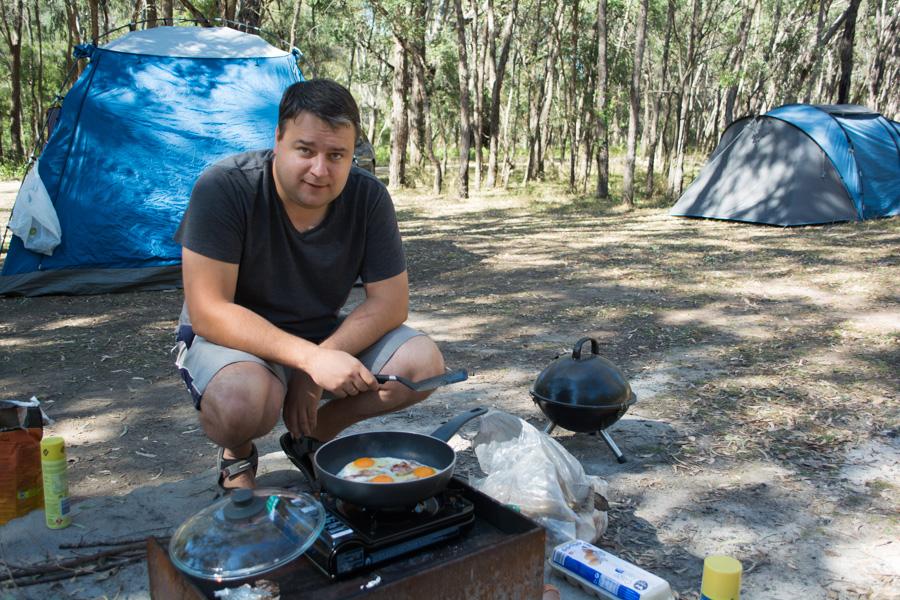 Палаточный кемпинг 2