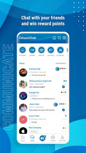 CitizenChat screenshot 3