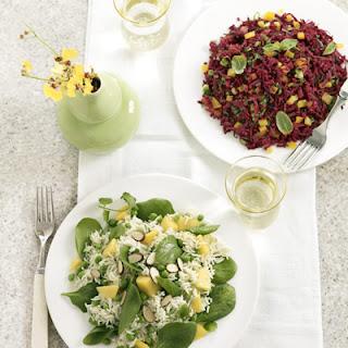 Basmati Rice Salad.