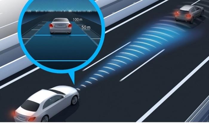 ระบบช่วยรักษาระยะห่างจากรถที่อยู่ด้านหน้า