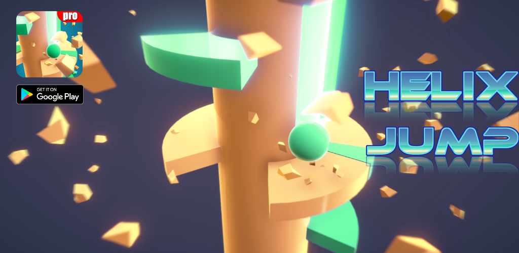 Download Helix Ball Jump 3D APK latest version game for