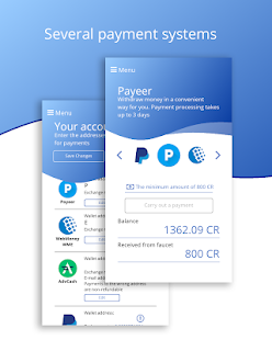 Fiat Pay - EUR faucet Screenshot