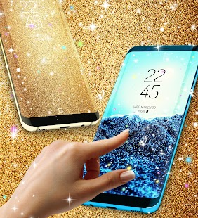 Glitter live wallpaper android apps on google play glitter live wallpaper screenshot thumbnail voltagebd Images