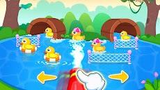 知育ゲームランド-BabyBus クリスマス遊園地ごっこのおすすめ画像4