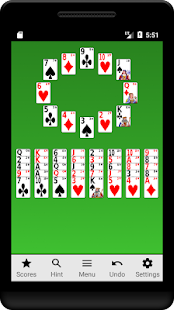 لعبة سوليتير - náhled