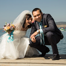 Wedding photographer Aleksandra Vinichenko (Bymba). Photo of 24.01.2015
