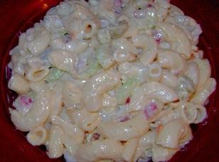 Deluxe Macaroni Salad Recipe