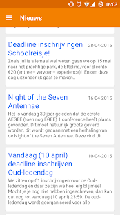 AEGEE-Enschede- screenshot thumbnail