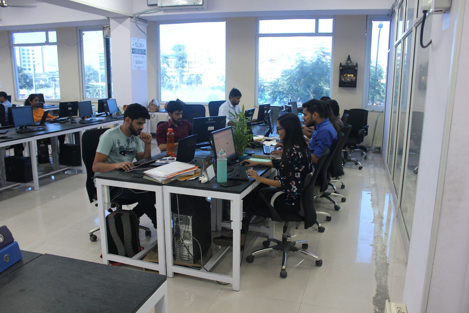 Perfality Coworking Space in Jaipur