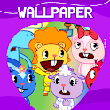 Happy Tree Friends HD Wallpaper icon