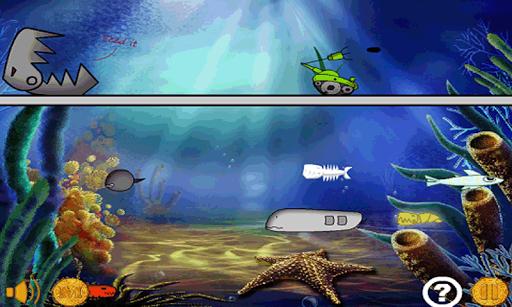 ロボット魚