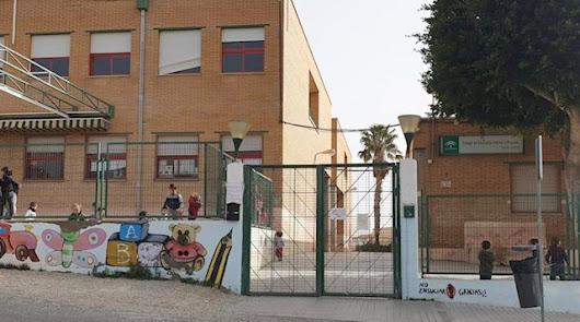 Todo listo para reformar el colegio Santa Isabel de Almería