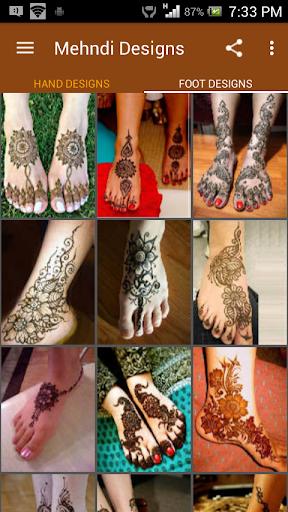 生活必備免費app推薦|Mehndi Designs (offline)線上免付費app下載|3C達人阿輝的APP