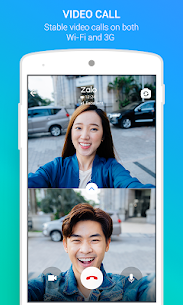 Zalo – Video Call – Mod + Data for Android 1