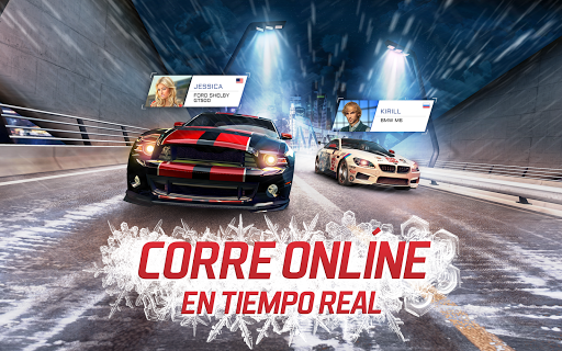 Nitro Nation Online para Android