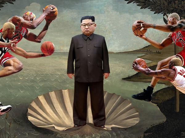 Kim come la Venere