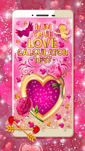 Love calculator flames test.