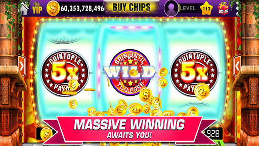 Slots : FREE Vegas Slot Machines - 7Heart Casino! 1.71 screenshots 3