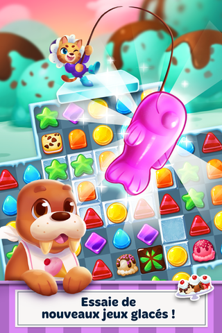 android Frozen Frenzy Mania Screenshot 4