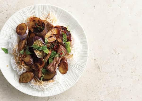 Beef With Eggplant Recipe