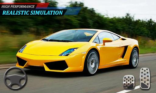 Veneno Car Driving Games Racing 3D Free Drive 1.7 screenshots 3