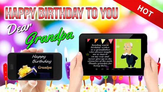 Happy Birthday Family & Friend Wishes Messages - náhled