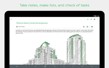 Evernote Screenshot 4
