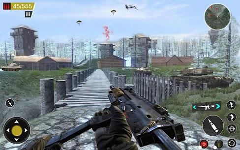 American World War Fps Shooter Mod Apk 6.0 (Unlimited Money) 3