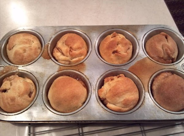Bake the marshmallow puffs for 15 to 20 minutes until dough is golden brown....