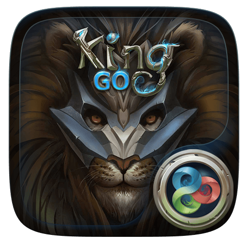 King GO Launcher 個人化 LOGO-玩APPs