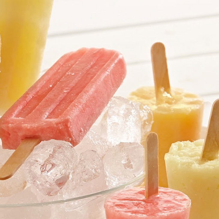 Watermelon Cooler Frozen Pops