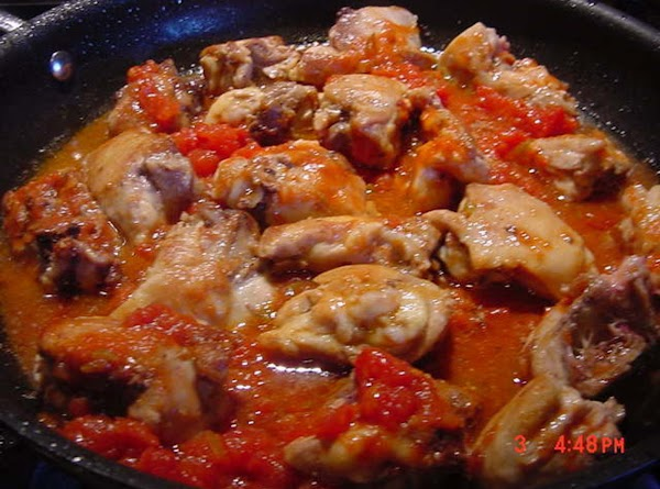 PREPARE THE CHICKEN Use boneless, skinless, chicken thighs. Remove all excess fat and cut each...