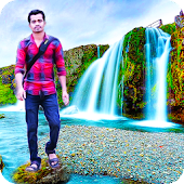 Waterfall Photo Editor - Waterfall Photo Frames