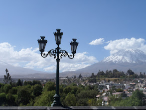 Photo: Arequipa: Misti