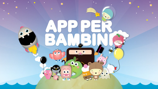 App iPhone e iPad per Bambini